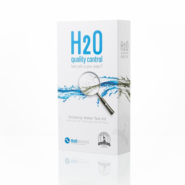 H2Olabcheck Drinking water Testing Kit