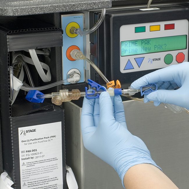 Dialysis Water Test