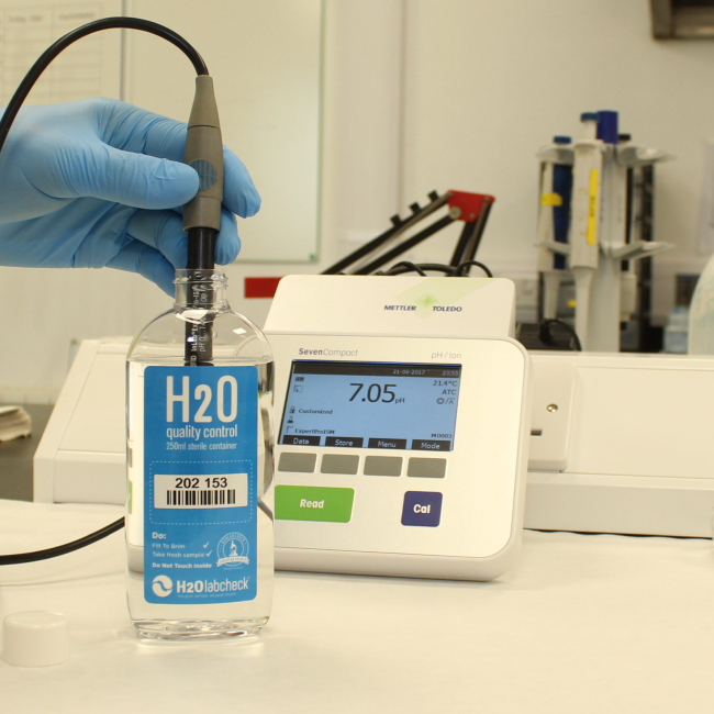 Essential Quality Check - Lab Sampling Kit For Well Water