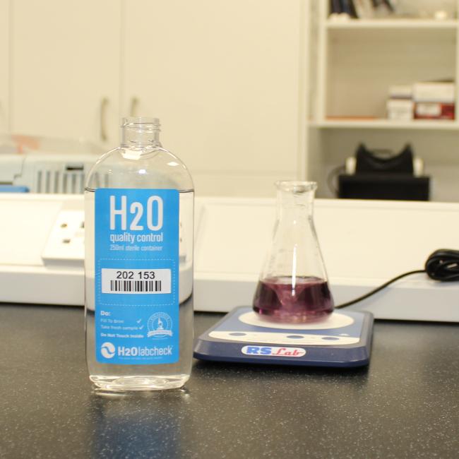 Water Corrosivity Check